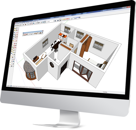 sc 1 th 220 & Dibac for SketchUp - Architectural Plugin for SketchUp